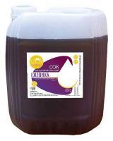 Ежевика 1 кг Сок концентрат BRIX % 65